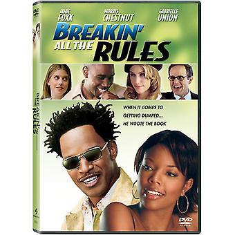 Breakin' säännöt [DVD] USA tuonti