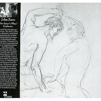J. Zorn - John Zorn: The Satyr's Play; Cerberus [CD] USA import