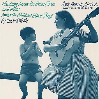 Jean Ritchie - Marching Across the Green Grass & Other American C [CD] USA import