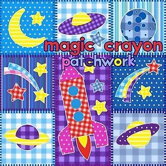 Magic Crayon - Patchwork [CD] USA import