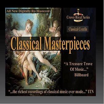 Importer des divers artiste - Cestello classique - chefs-d'œuvre classiques [CD] é.-u.
