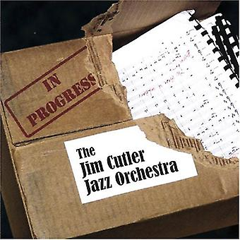 Cutler, Jim Jazz Orchestra - In Progress [CD] USA import