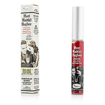 Conheça TheBalm fosco Hughes duradouro batom líquido - dedicado - 7.4ml/0.25oz