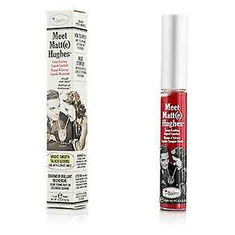 Thebalm Meet Matte Hughes Long Lasting Liquid Lipstick - Devoted - 7.4ml/0.25oz