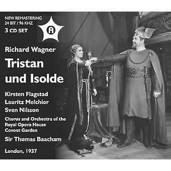 Wagner - Tristan Und Isolde [CD] USA import