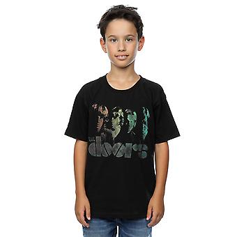 The Doors Boys Band Spectrum T-Shirt
