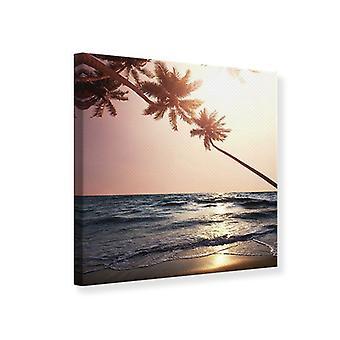 Canvas Print Seaside