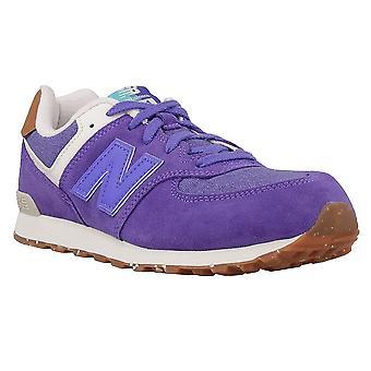 New Balance KL574EUG Universal Kinder ganzjährig Schuhe