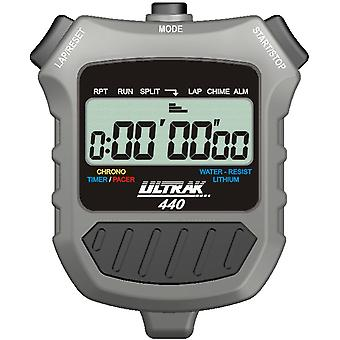Ultrak 440 Countdown Timer & Lap or Cumulative Stopwatch