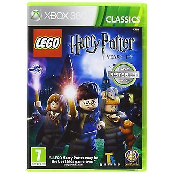 LEGO Harry Potter Jahre 1-4 (Xbox 360) - Neu