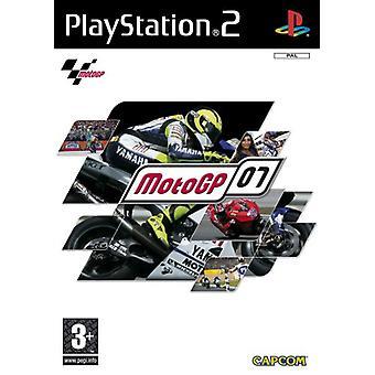 Moto GP 07 (PS2) - Nowa fabrycznie zamknięta