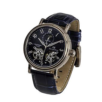 Carl of Zeyten men's watch wristwatch automatic Murg CVZ0054RBL