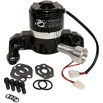 PRW 4435007 Black Powder-Coated Performance Quotient Electric Racing Water Pump for Chevy SB 265-400