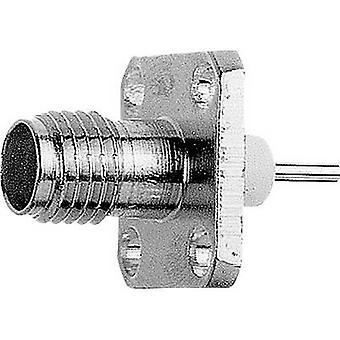 Telegärtner J01151A0641 SMA connector Sleeve socket 50 Ω 1 pc(s)