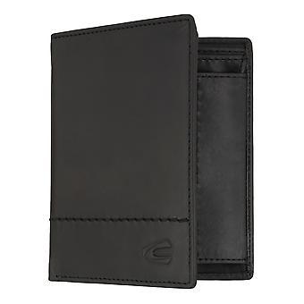 Sac à main camel active mens wallet portefeuille avec puce RFID protection noir 7329