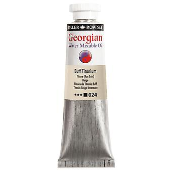 Daler Rowney Georgian Water Mixable Oil Paint 37ml