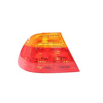 Left Tail Lamp (Amber+Red Coupe Models) for BMW 3 Series Coupe 1999-2003