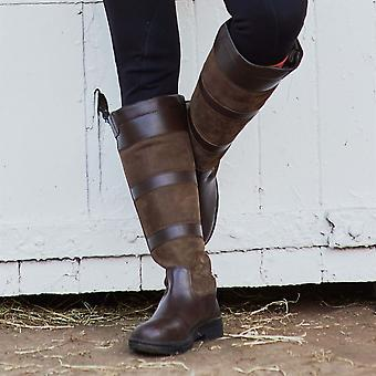 Requisite Womens Radford Boots Country Breathable Waterproof Zip Strap Riding