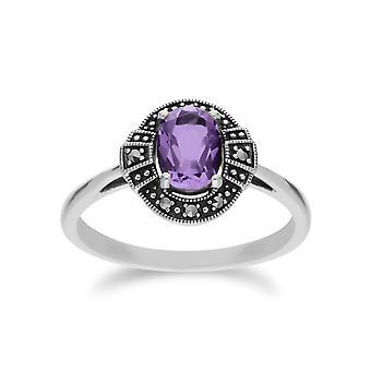 Δαχτυλίδι, ασήμι, ασημένιο, οβάλ
