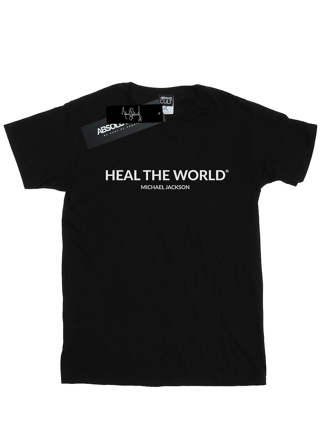 Michael Jackson Boys Heal The World T-Shirt