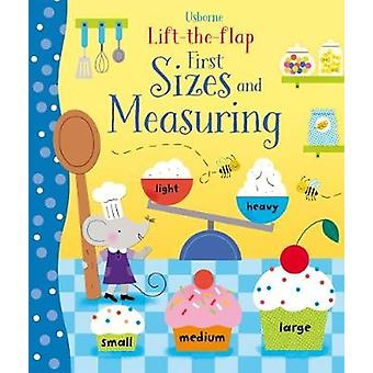 Lift-the-Flap First Sizes and Measuring by Hannah Watson - Melisande