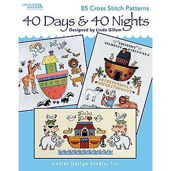 40 Days & 40 Nights by Kooler Design Studio - 9781601408532 Book
