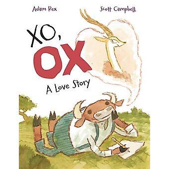 XO - OX av Adam Rex - Scott Campbell - 9781626722880 bok