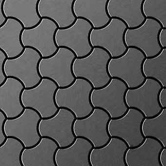 Metal mosaic Titanium ALLOY Ubiquity-Ti-SB