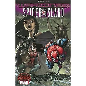 Spiderisland Warzones von Tom DeFalco & Christos Gage & Illustriert von Ron Frenz