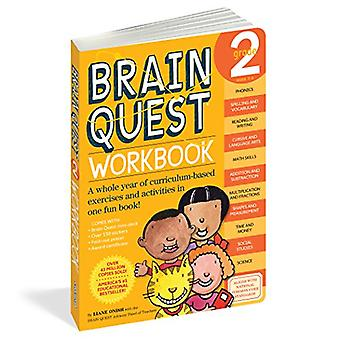 Brain Quest Grade 2 classeur avec vignette