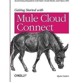 Começando com nuvem de mula conectar: acelerar a integração com o SaaS, Social Media e APIs abertas