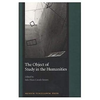 Föremål för undersökning inom humaniora: Proceedings från den internationella konferensen i Köpenhamn, September 2001