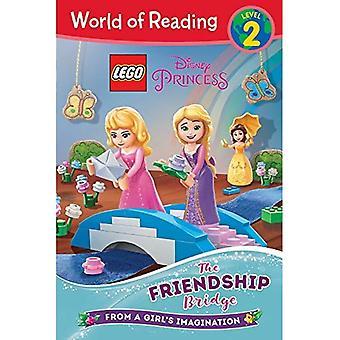 Wereld van Lego Disney Princess lezen: de Friendship Bridge (niveau 2)