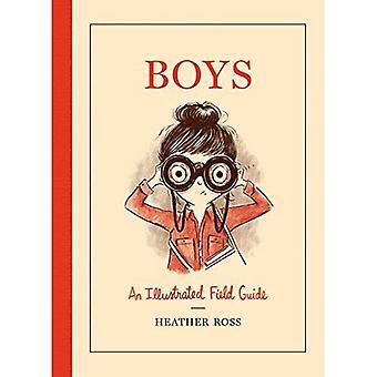 Chłopcy: Przewodnik ilustrowany pola