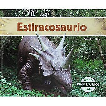 Estiracosaurio (Styracosaurus) (Dinosaurios (jeu de dinosaures 2))