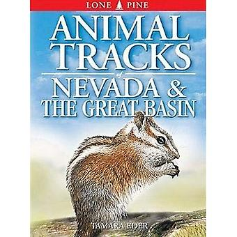 Animal Tracks of Nevada and the Great Basin (Animal Tracks Guides)