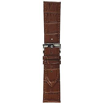 Morellato black leather strap unisex Brown BUBBLES 24 mm A01X2269480041CR24