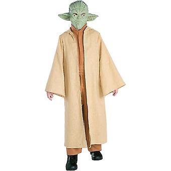 Star Wars Yoda criança traje