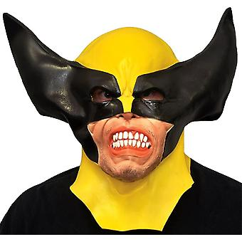 Wolverine Latex masker voor volwassenen