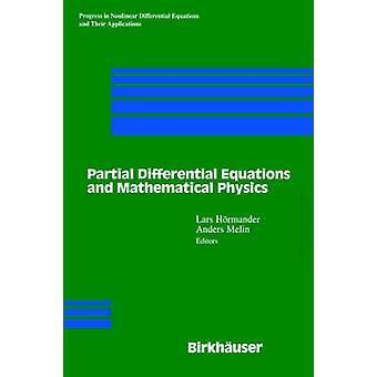 Partielle differentialligninger og Matematisk fysik DanishSwedish analyse Seminar 1995 af Hrmander & Lars