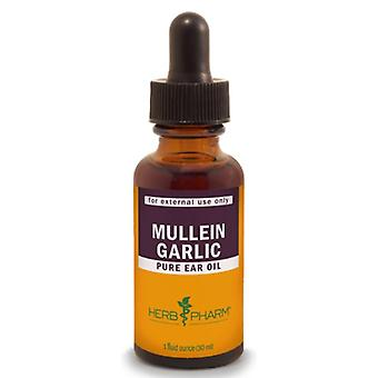 Herb Pharm Mullein  Garlic Compound 1 oz