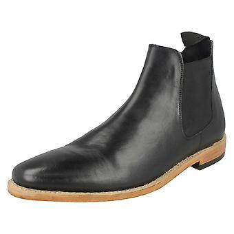 Mens Harrykson Slip On Smart Ankle Boots 4403