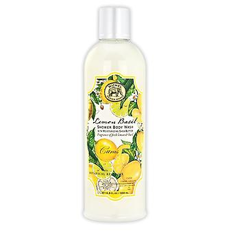 Popshots Studio Lemon Shower Body Wash SBW8