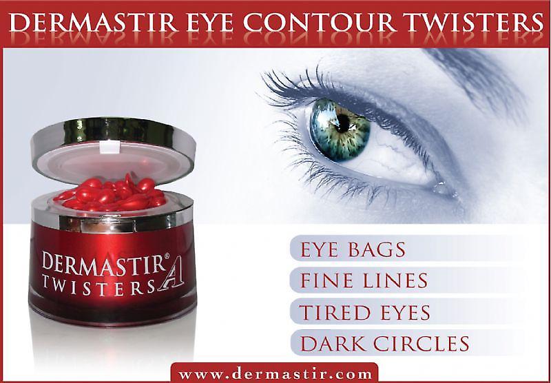 Dermastir Twisters - Eye & Lip Contour