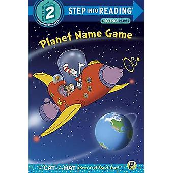 Planet Name Game (Dr. Seuss/Cat in the Hat) by Tish Rabe - Tom Branno