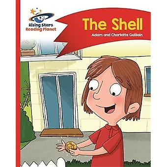 Reading Planet - The Shell - Red B - Comet Street Kids by Adam Guillai