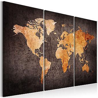 Tableau - Chestnut World Map