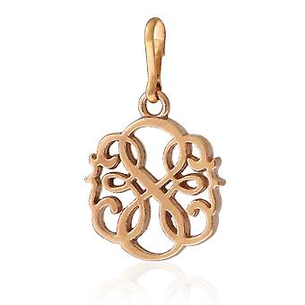 Alex And Ani Path of Life Charm - 14KT Rose Gold Plated - CS18C65R