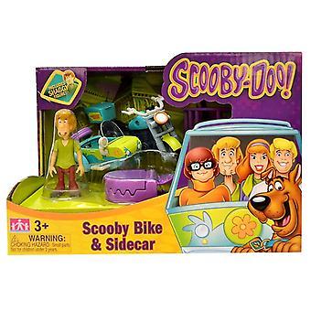 Scooby-Doo køretøj og figur sæt