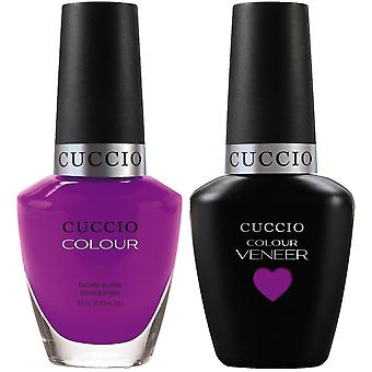 Cuccio Atomix 2018 Collection - Agent of Change Colour & Fineer Match Maker Set